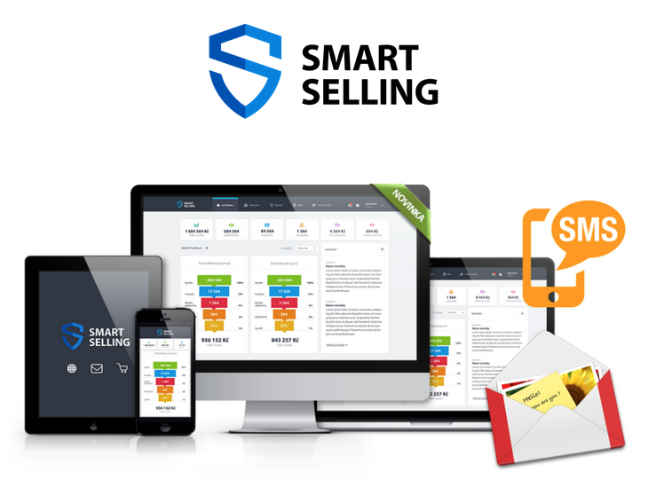 Smart Selling - systém pro podnikatele