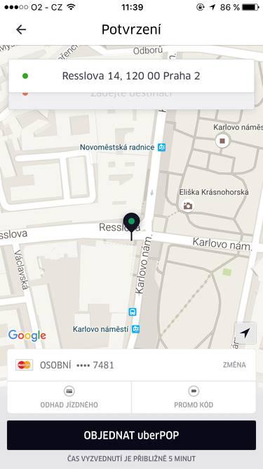 uber-aplikace-potvrzeni-jizdy