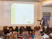 Jiří Svoboda hovoří o podnikání na konferenci Hvězdný byznys 2015