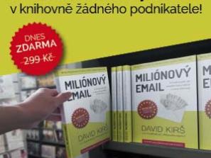 Kniha o email marketignu: Miliónový email