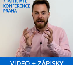Video report ze 7. Affiliate konference - Jiří Svbooda